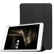 """Fintie ASUS ZenPad 3S 10 Z500M Case (NOT FIT Model# Z500KL) - [SlimShell] Ultra Lightweight Stand Cover with Auto Sleep/Wake for ASUS ZenPad 3S 10 (Z500M ONLY) 9.7"""" Tablet, Black"""