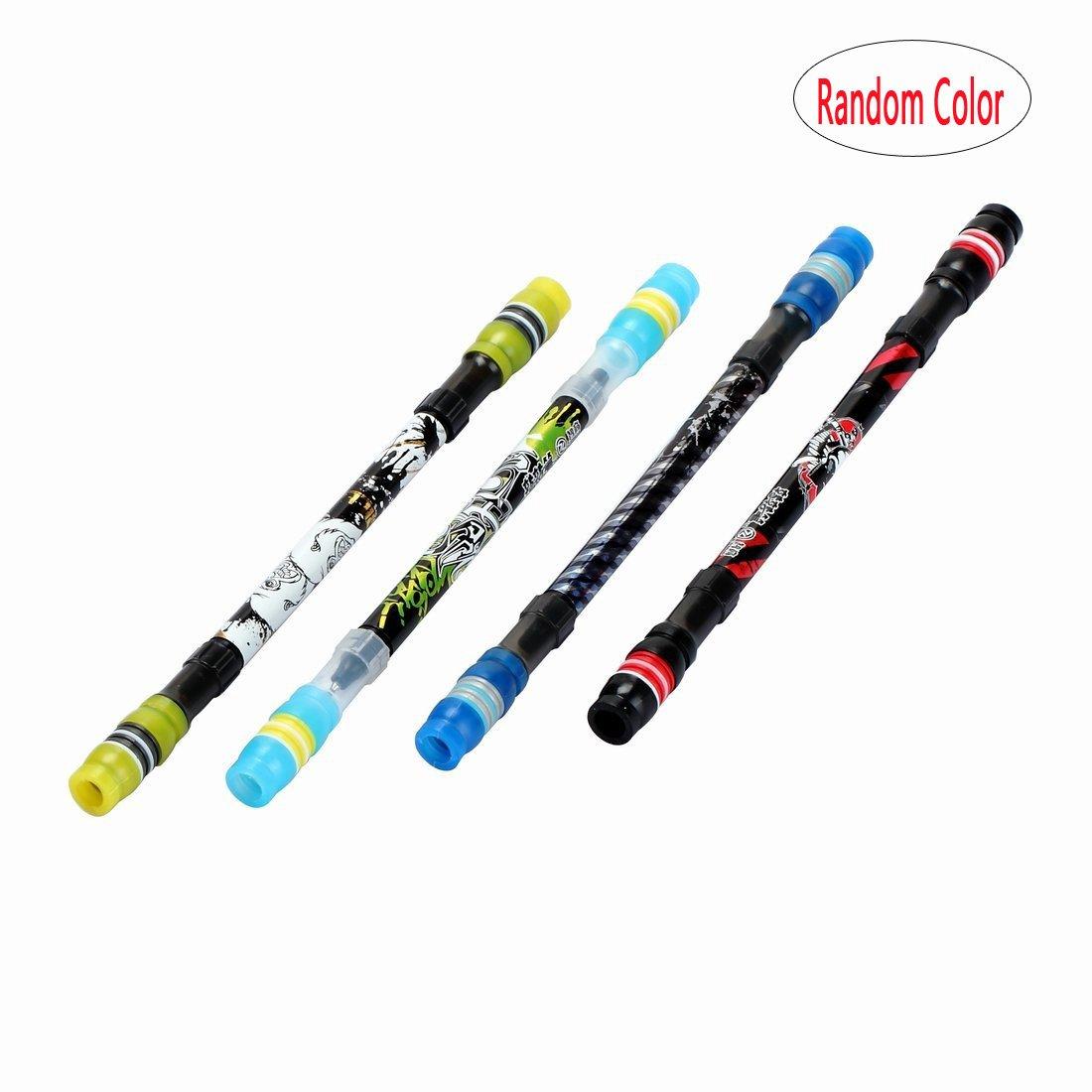 BinaryABC Magic Spinning Pen ZG-5028 V.7.0 20CM Extra Long Body(Random Color)