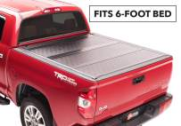 BAK BAKFlip G2 Hard Folding Truck 6' Bed Tonneau Cover | 226427 | Fits 2016-20 Toyota Tacoma 73.7 Bed
