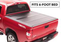 BAK BAKFlip G2 Hard Folding Truck Bed Tonneau Cover | 226403 | Fits 1996-04 Toyota Tacoma   6' Bed
