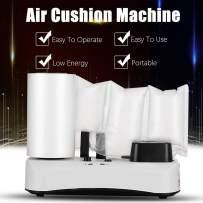 with 300m Free Test Film Roll Air Cushion Machine 110V Air Making Machine Air Pillow Maker Air Packing Machine Inflatable Packaging