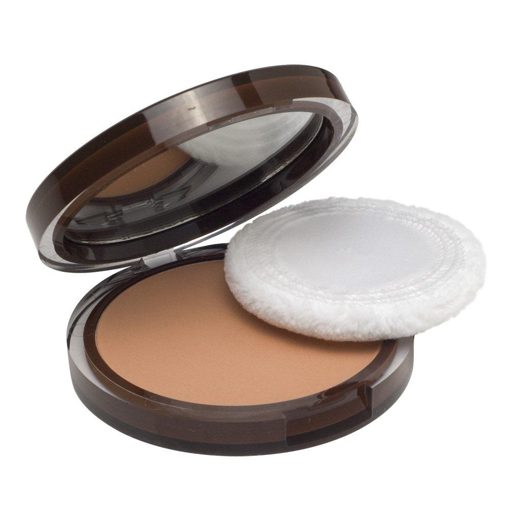 CoverGirl Clean Pressed Powder Natural Beige (N) 140, 0.39-Ounce Pan (Pack of 2)