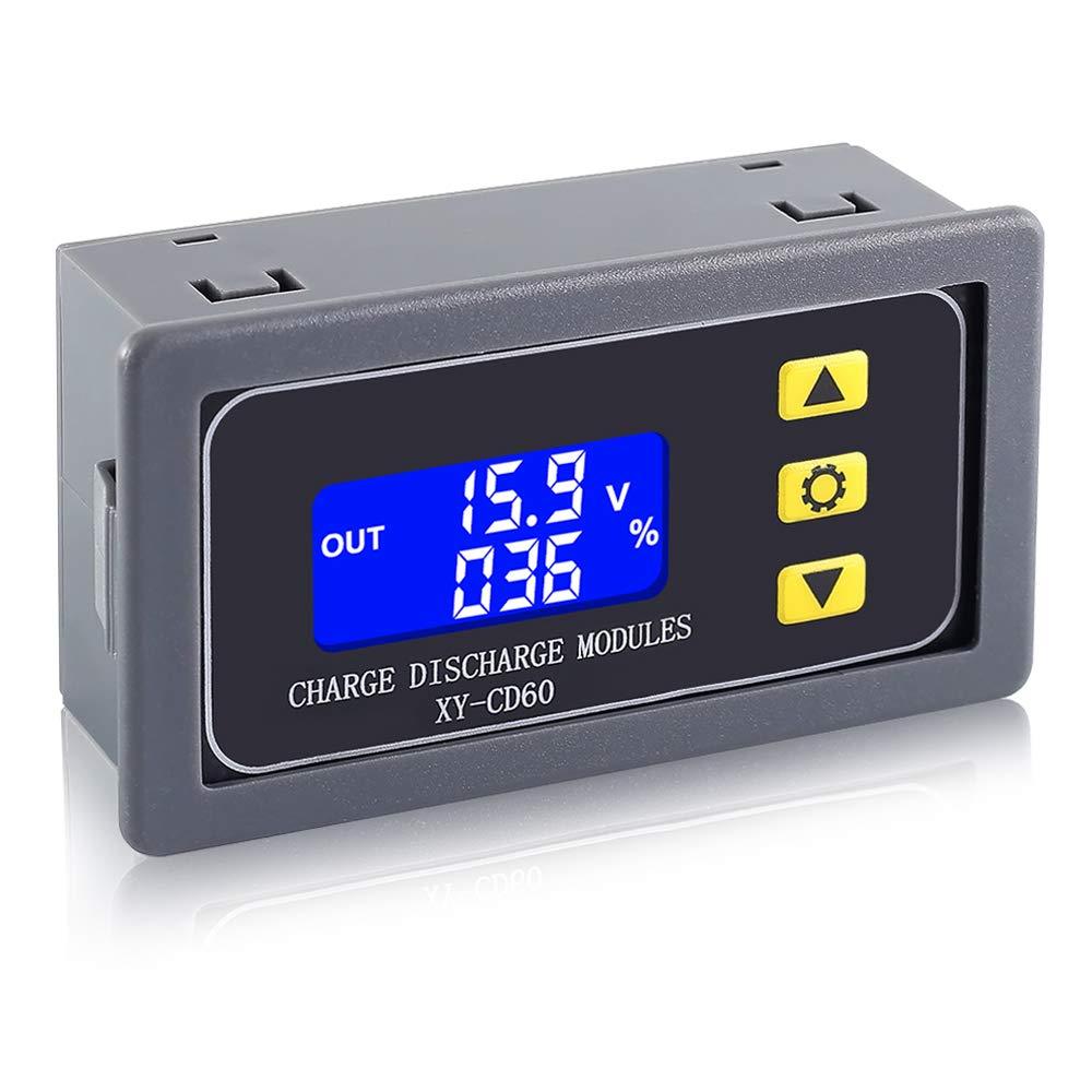 IS Low Voltage Disconnect, Digital Charging Timer Controller, Over Discharge Protector Module for DC 6V-60V Lithium Lead Acid Battery
