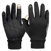 HiCool Winter Gloves, Touchscreen Gloves Men Women Running Gloves Thermal Gloves