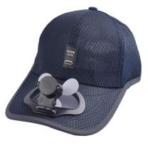 Unisex USB Charging Belt Fan Baseball Golf Hat Storage Belt Switch Fan Cap Sun hat Peaked Cap/Panel on The Cap Front Hat