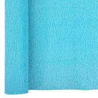 Just Artifacts 70g Premium Crepe Paper Roll, 20in Width, 8ft Length, Color: Blue Lagoon