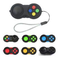 YZHM Decompression Gamepad Fidget Pad, Controller Stress Reducer Hand Shank, Used to Relieve The Stress and Anxiety of Children and Adults