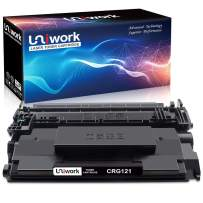 Uniwork Compatible Toner Cartridge Replacement for Canon 121 CRG-121 3252C001 use for imageCLASS D1620, D1650 Laser Printers (Black, 1 Pack)