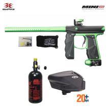 Empire Mini GS HPA Paintball Gun Package A