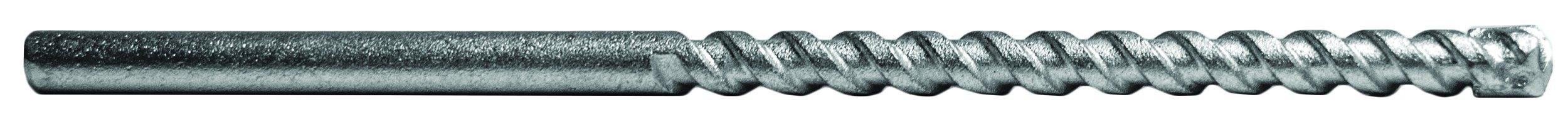 """Century Drill & Tool 84408 Fast Spiral Masonry Drill Bit, 1/8"""" x 3"""""""