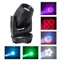 LED 300W Beam Spot Zoom Moving Head Stage Light DJ Light Effect Light Beam Spotlight Dmx Light Rotating Performance Lighting IMRELAX