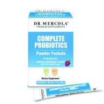Dr. Mercola Complete Probiotic Powder Packets, 0.5 Ounce