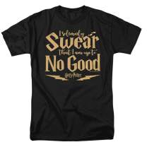 Harry Potter Up to No Good T Shirt & Stickers