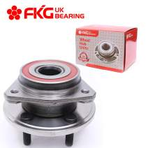 FKG 513158 Front Wheel Bearing Hub Assembly for 00-06 Jeep Wrangler (All 4WD Models), 00-06 Jeep TJ (All 4WD Models), 99-01 Jeep Cherokee All Models (Except 1999: Full Cast Rotor 2nd Design) 5 Lugs