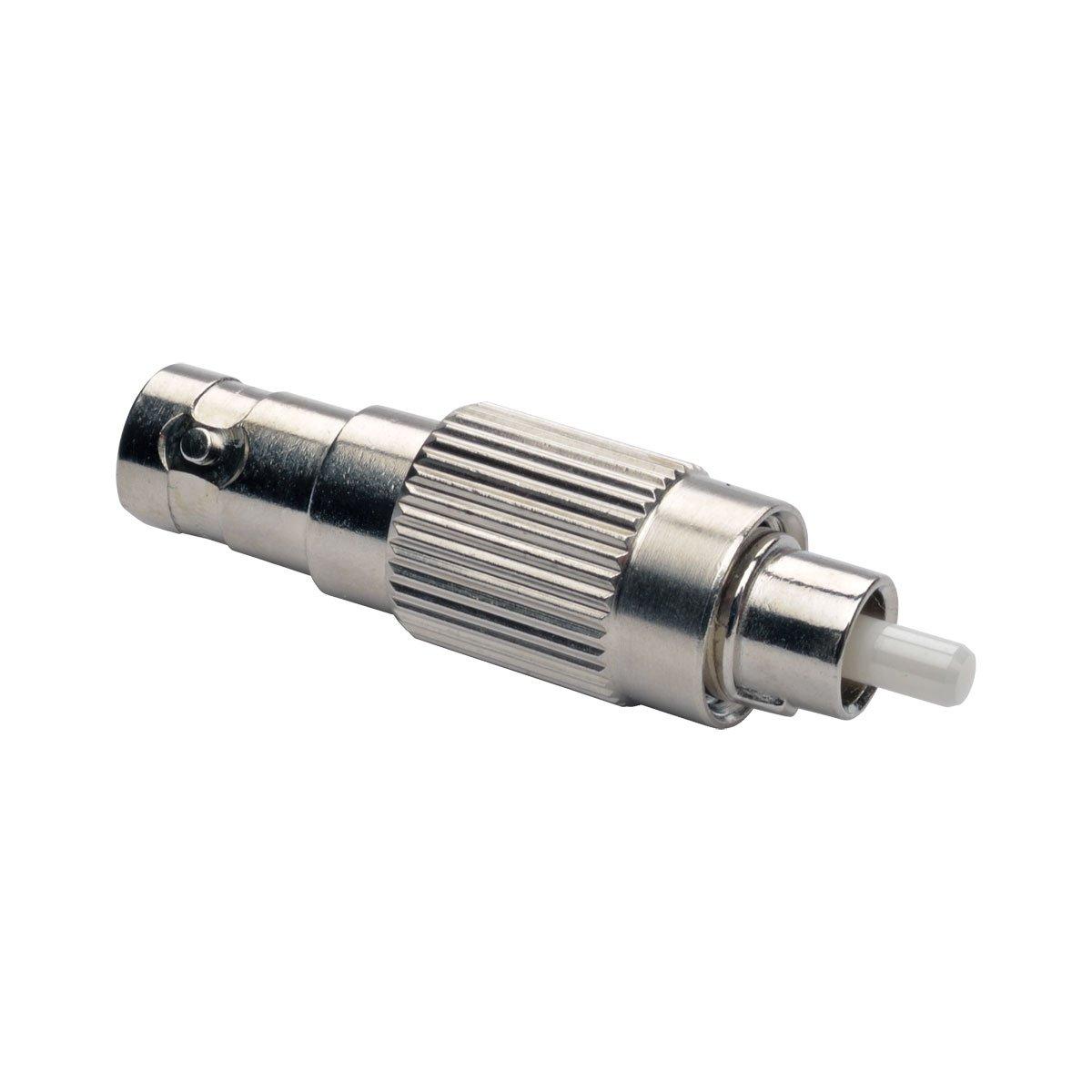 Tripp Lite Optical Fiber Cable Tester Adapter FC/ST 9/125 M/F (T020-001-ST9)