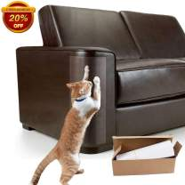 ROYADVE for Door Chair Sofa Mattress and Wall Cover Anti Claws Cat Furniture Protector Toughest Scratch Guards, clear