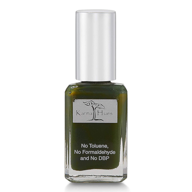 Karma Organic Natural Nail Polish-Non-Toxic Nail Art, Vegan and Cruelty-Free Nail Paint (Jenny from the Block)