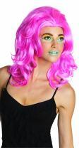 Rubie's Costume New Wave Neon Costume Wig