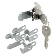 Prime-Line Products S 4531 National Keyway Mail Box Lock with 9 Cams and 5 Pin