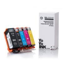 YoYoInk Compatible Ink Cartridge Replacement for Canon PGI-270XL 270 XL/CLI-271XL 271 XL High Yield (1 Big Black, 1 Pigment Black, 1 Cyan, 1 Magenta, 1 Yellow, 5-Pack)