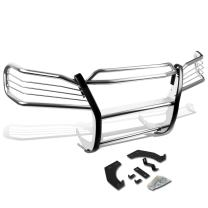 DNA Motoring GRILL-G-001-SS Front Bumper Brush Grille Guard