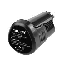 Turpow Upgrade B812-03, B812-02, B812-01 Battery High-Density 3.5Ah 12V Replacement Battery Compatible with Dremel 8200 8220 8300 Cordless Tools Lithium-ion Power Tool Battery Pack