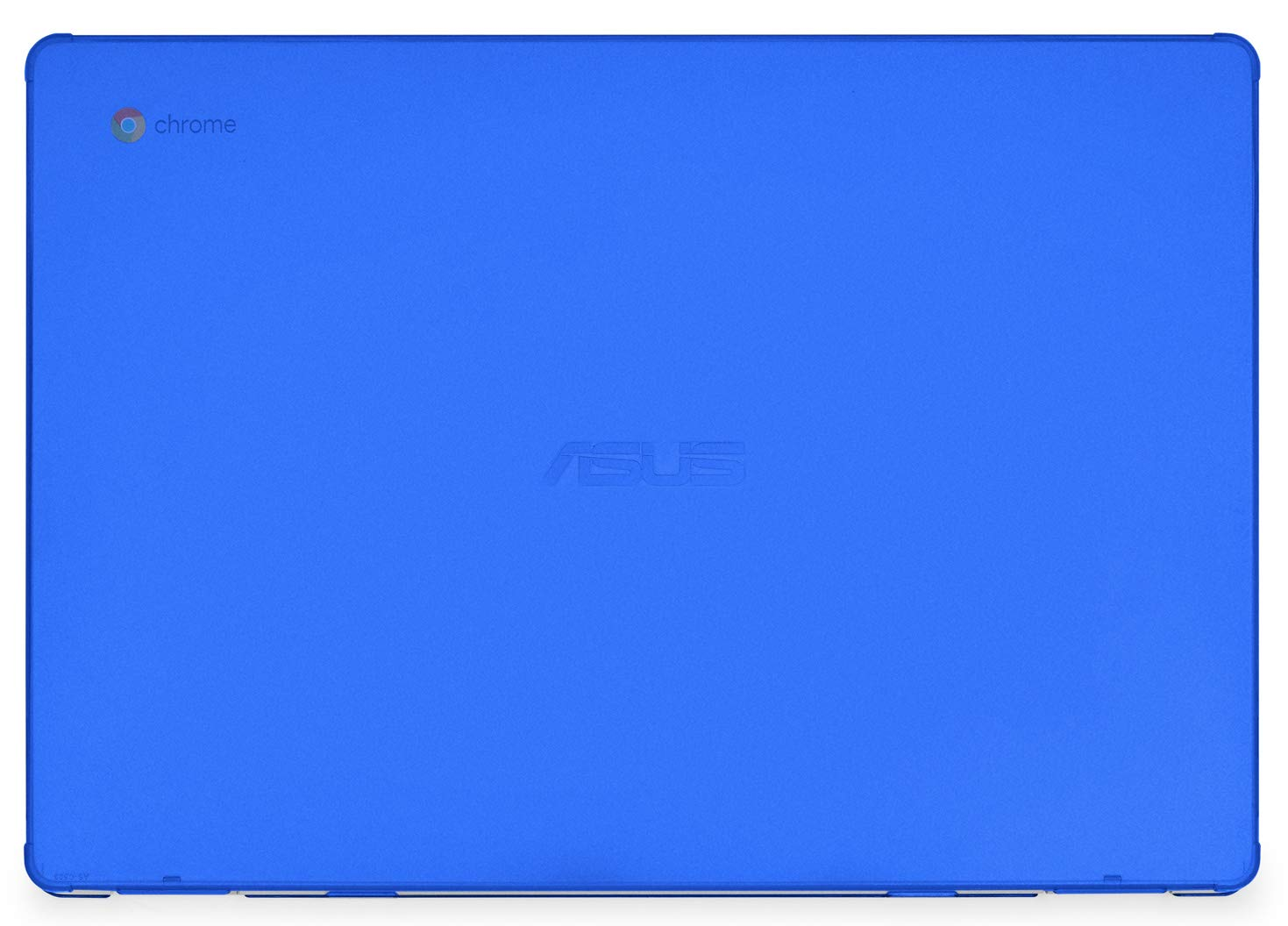 mCover Hard Shell Case for 15.6-inch ASUS Chromebook C523NA Series Laptop - ASUS C523 Blue