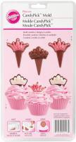 Wilton 2115-2113 Princess Picks Candy Mold