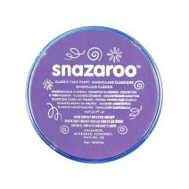 Snazaroo Classic Face and Body Paint, 18ml, Lilac, 6 Fl Oz