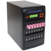Systor 1 to 20 Multiple USB Thumb Drive Duplicator/USB Flash Card Copier (SYS-USBD-20)