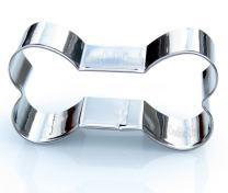 Dog Bone Cookie Cutter - Stainless Steel