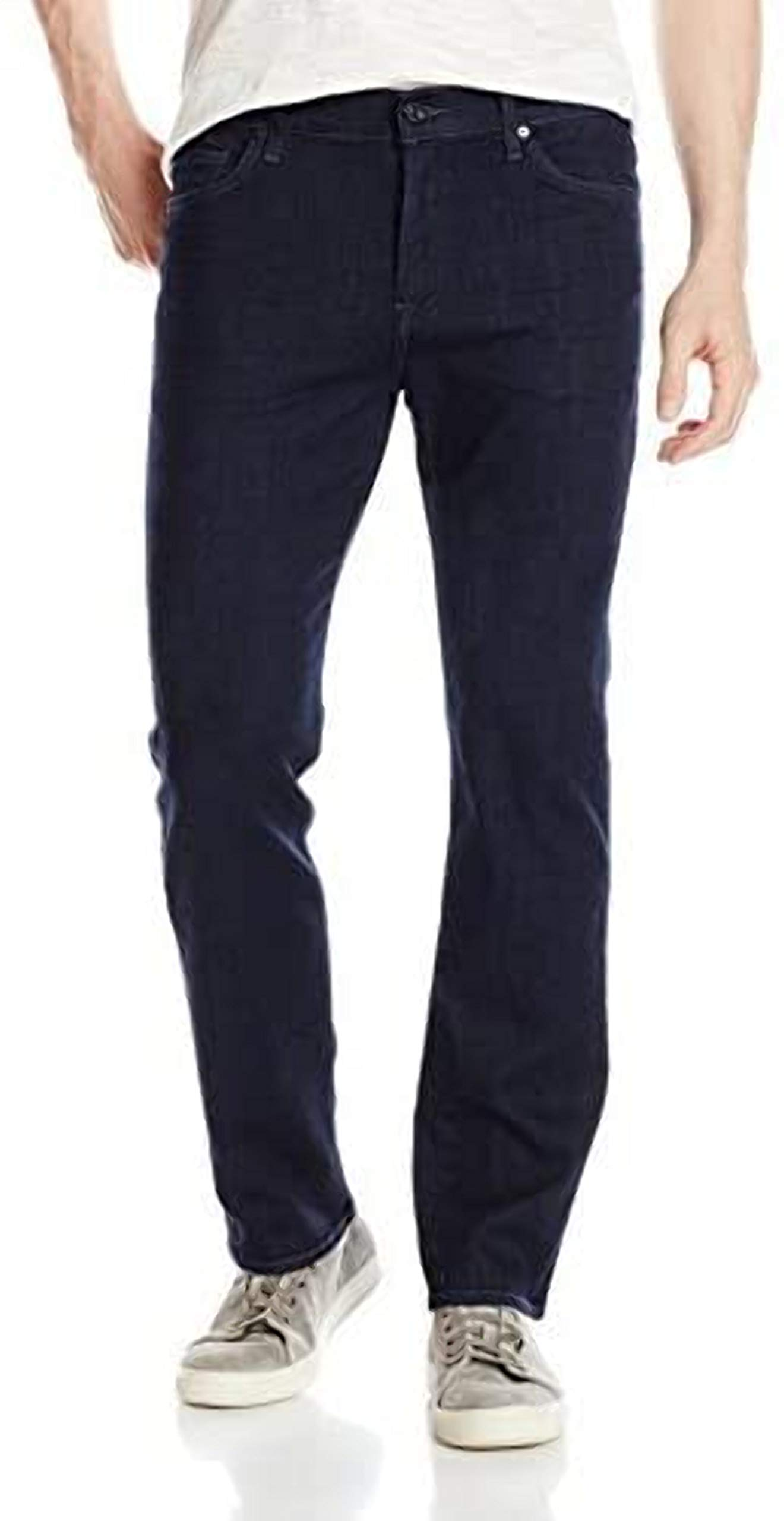 7 For All Mankind Men's Jeans Slim Fit Straight Leg Pants