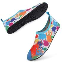 SOVIKER Water Shoes Barefoot Quick-Dry Aqua Socks Beach Swim Surf Yoga Exercise Shoes for Women Men