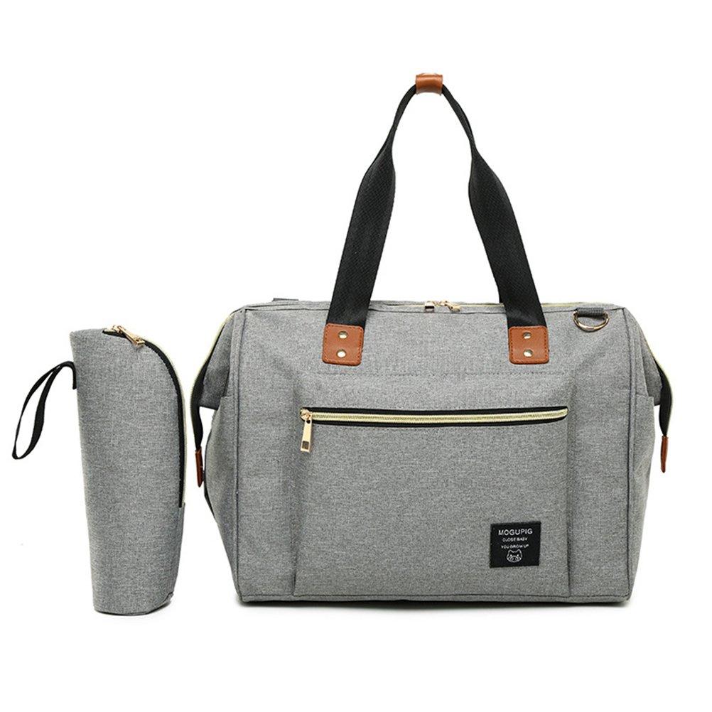 SAMAZ Diaper Backpack Baby Travel Daypack Nappy Changing Shoulder Messenger Bag