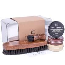 FootFitter Shoe Shine Conditioning and Polishing Set