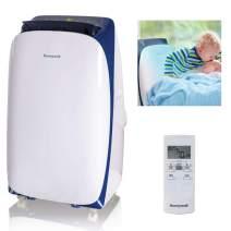 Honeywell Contempo Series Portable Air Conditioner, 12, 000 BTU, White/Blue