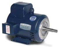 Leeson 131641.00 JM Pump Motor, 1 Phase, 184JM Frame, Rigid Mounting, 5HP, 3600 RPM, 115/208-230V Voltage, 60Hz Fequency