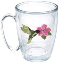 Tervis Hummingbird Purple 15-Ounce Mug, Boxed