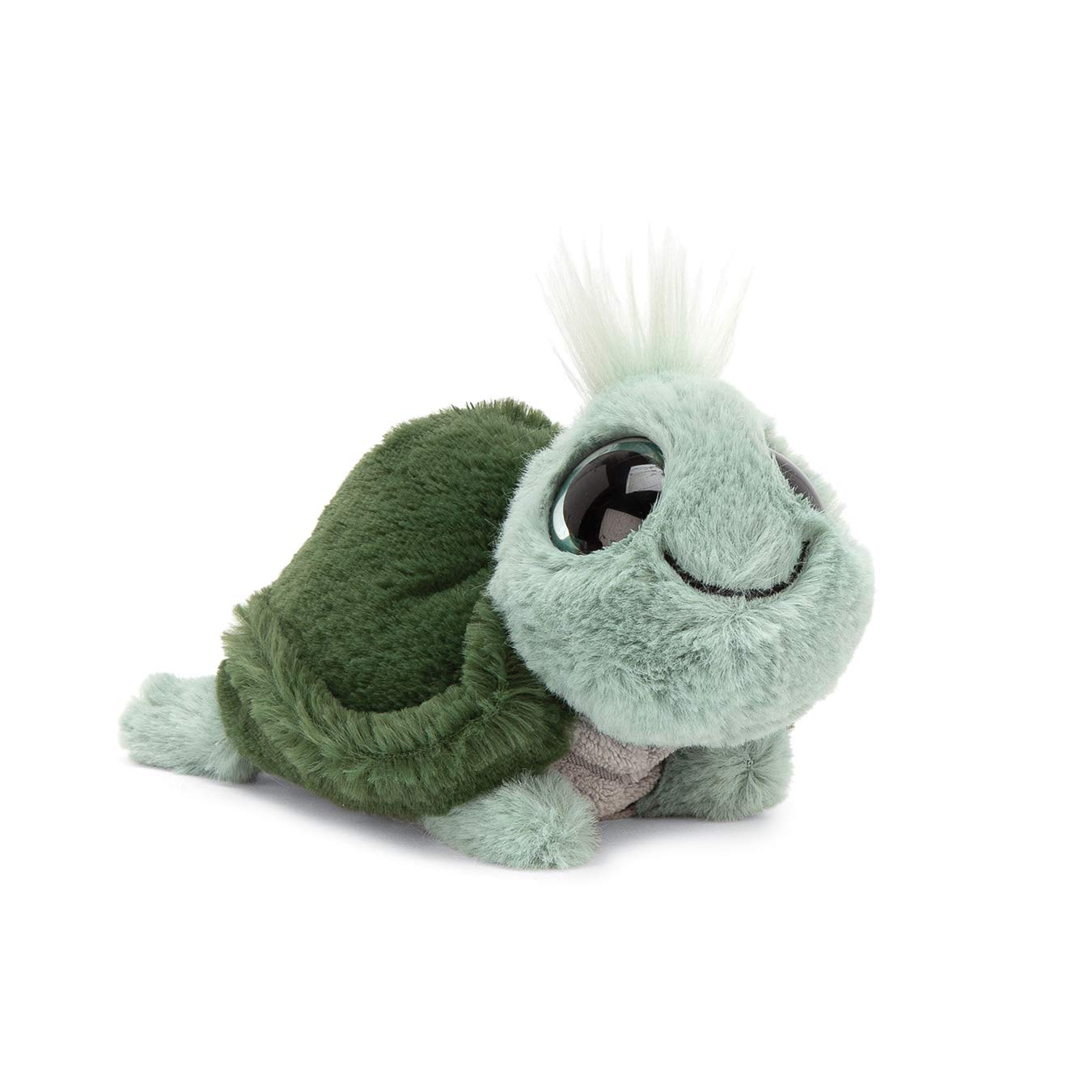 Jellycat Frizzles Tortoise Stuffed Animal, 3 inches Tall