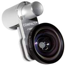 [SURPASS-i] Compact 0.65x Wide Angle Lens for iPhone Series (Silver)