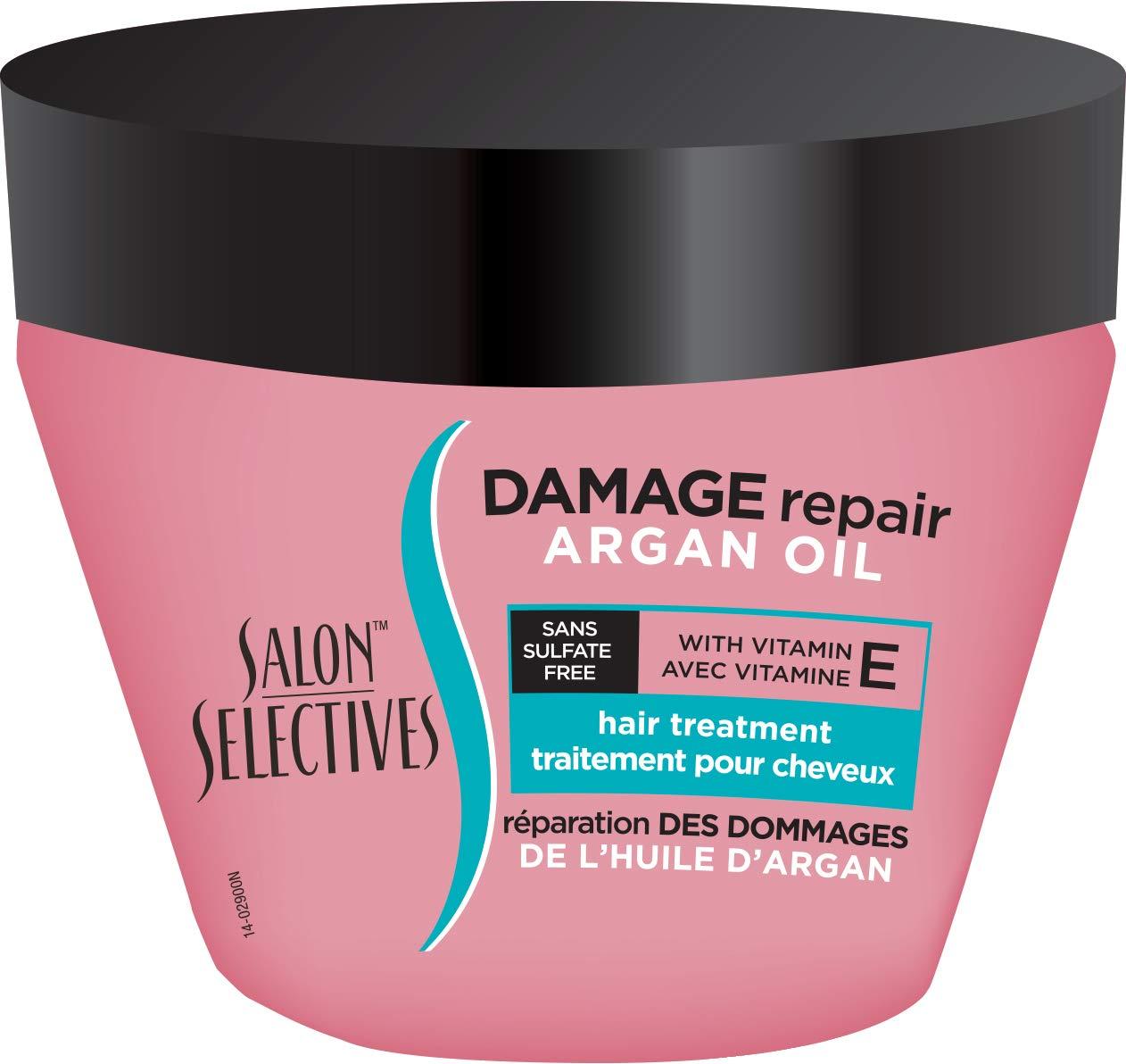Salon Selectives Extreme Corrective Hair Treatment Argan Oil & Vitamin E 5 Fluid Ounce