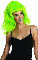 Rubie's Costume Neon New Wave Costume Wig
