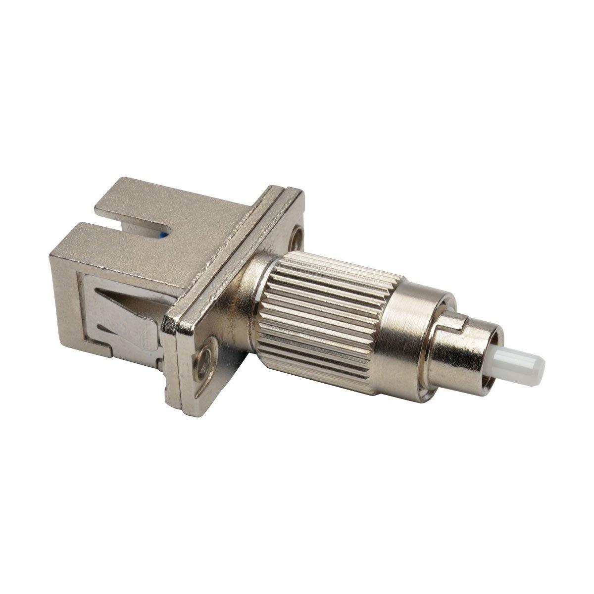 Tripp Lite Optical Fiber Cable Tester Adapter FC/SC 9/125 M/F (T020-001-SC9)