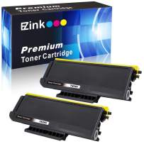 E-Z Ink (TM) Compatible Toner Cartridge Replacement for Brother TN580 TN650 TN550 TN620 High Yield to use with HL-5370DW, HL-5340D, DCP-8060, DCP-8065DN, HL-5240, HL-5250DN, MFC-8660DN (Black, 2 Pack)