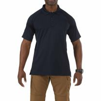 5.11 Tactical Men's Performance Short Sleeve Polo Shirt, Moisture Wicking Polyester, Style 71049