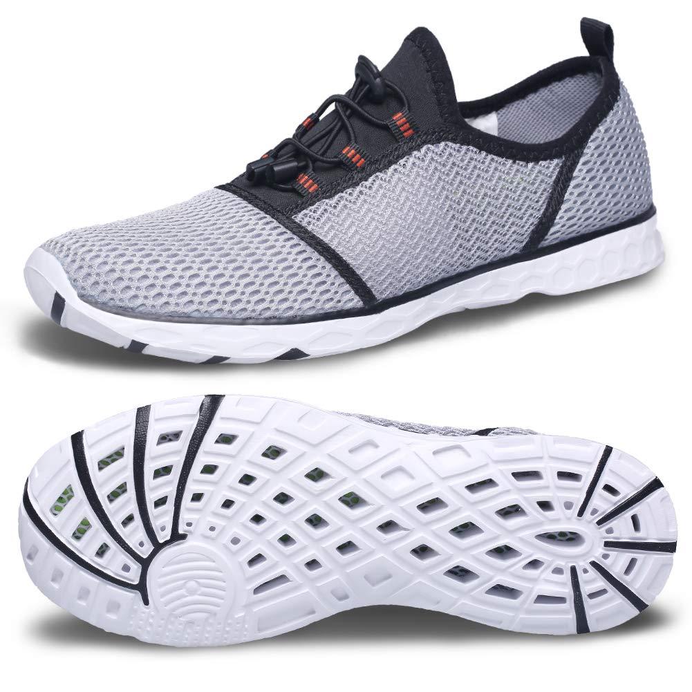 eyeones Men's Women's Water Shoes Quick Drying Sports Aqua Shoes