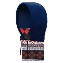 JEELAD Balaclava Ski Face Mask Winter Hat Fleece Cold Weather Hooded Mask Neck Warmer