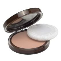 CoverGirl Clean Pressed Powder Medium Light 135, 0.39-Ounce Pan (Pack of 2)