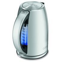 Cuisinart JK-17 Cordless Electric Kettle, 1.7 - liter capacity, Stainless Steel