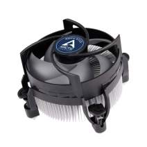 ARCTIC Alpine 12 CO - CPU Cooler for Intel Sockets for Continuous Operation, with 92 mm PWM Fan, up to 100 Watts Cooling Power, with Pre-Applied MX-2 Thermal Compound, Easy Installation